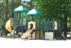 the children's playground at Galt's Ferry
