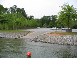 Lake Allatoona, Old Highway 41 #1 Boat Launch